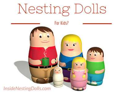 Nesting Dolls For Kids